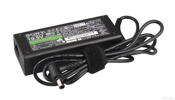 originálne nabíječka adaptér Sony Vaio VGN-C190PG 90W 4,74A 19V 6,5 x 4,4mm